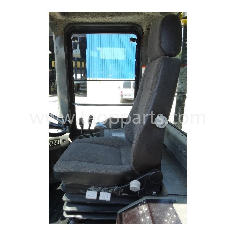 Asiento de conductor 421-960-H012 para Pala cargadora de neumáticos Komatsu WA470-3 · (SKU: 3870)