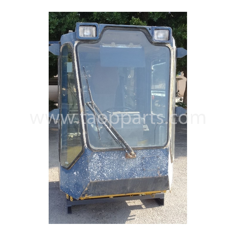 Cabina Komatsu 426-54-15001 para WA600-1 · (SKU: 3950)