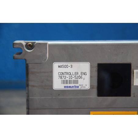 Controlador Komatsu 7872-10-5207 de Pala cargadora de neumáticos WA500-3 · (SKU: 436)