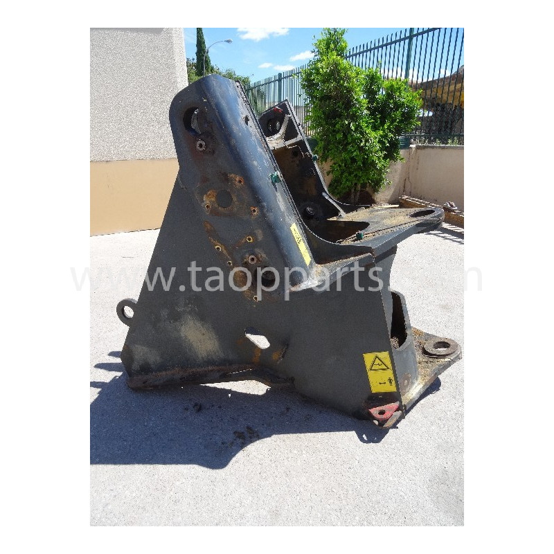 used Frame 419-46-H1180 for Komatsu Wheel loader · (SKU: 3987)