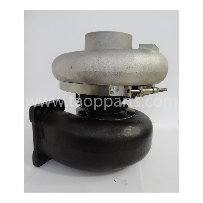 Turbocompresor usado Komatsu 6505-52-5440 para WA500-3 · (SKU: 3993)
