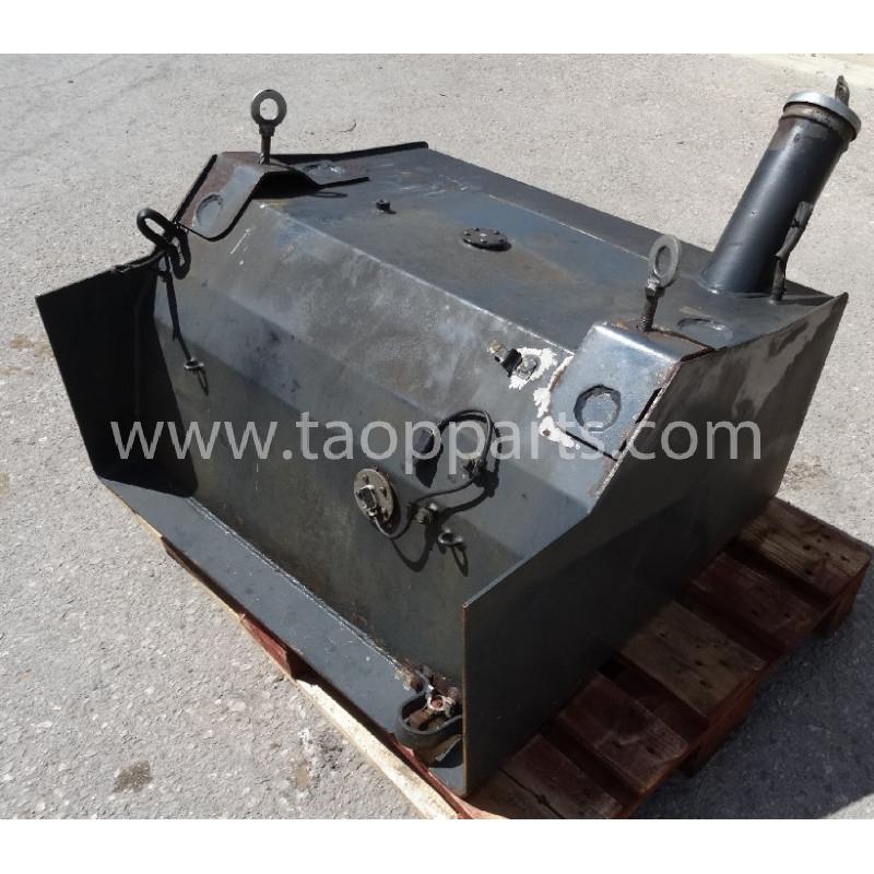 Deposito Gasoil usado Komatsu 419-04-31116 para WA320-5 · (SKU: 3996)