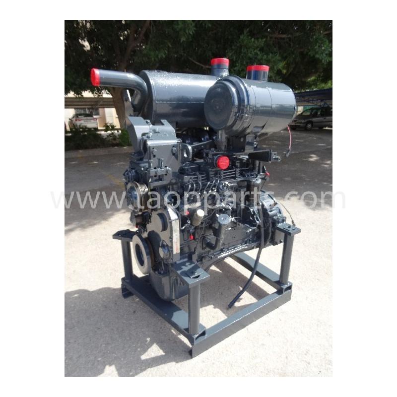 Silnik Komatsu SAA6D102E2 dla modelu maszyny WA320-5