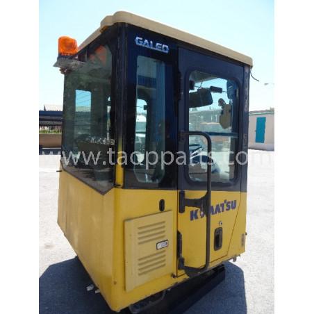 Komatsu Cab 421-56-H3A10 for WA470-5 · (SKU: 2020)