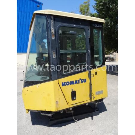 Cabina Komatsu 421-56-H3A10 para WA470-5 · (SKU: 2020)