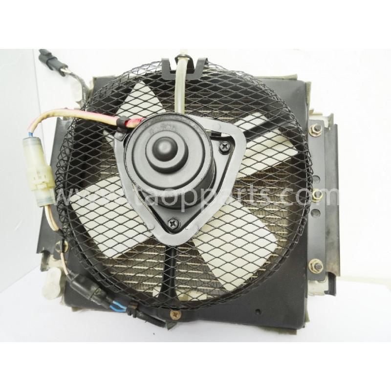 Ensemble ventilation Komatsu 421-07-31230 pour WA470-5 · (SKU: 4112)