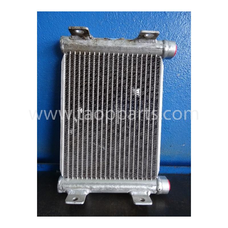 Refroidisseur Huile hydraulique [usagé|usagée] Komatsu 419-14-31220 pour WA320-5 · (SKU: 4156)