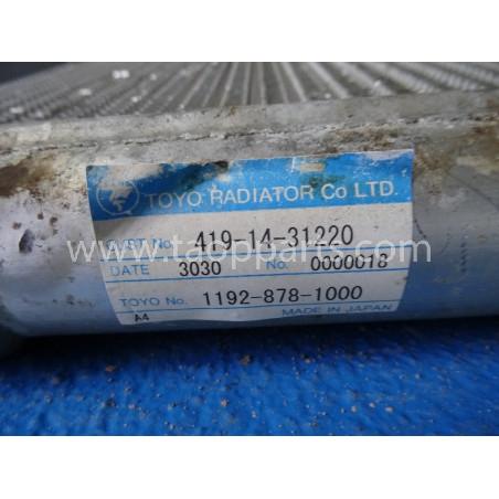 Komatsu Hydraulic oil Cooler 419-14-31220 for WA320-5 · (SKU: 4156)