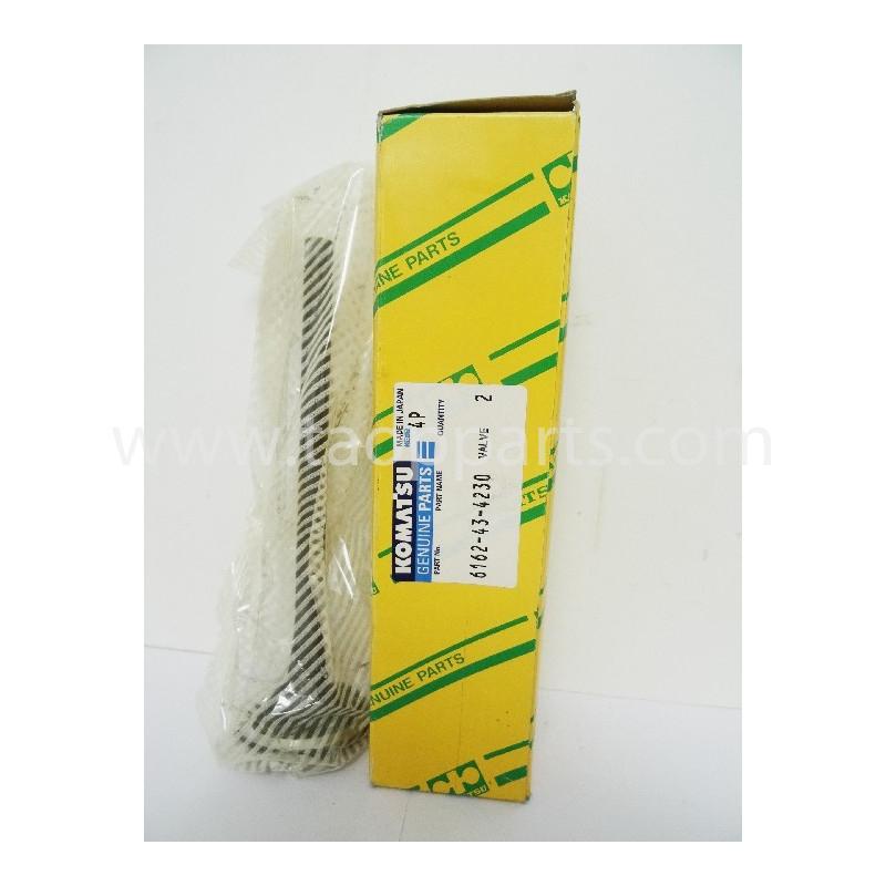 Valvula Komatsu 6162-43-4230 para HD465-5 · (SKU: 4221)