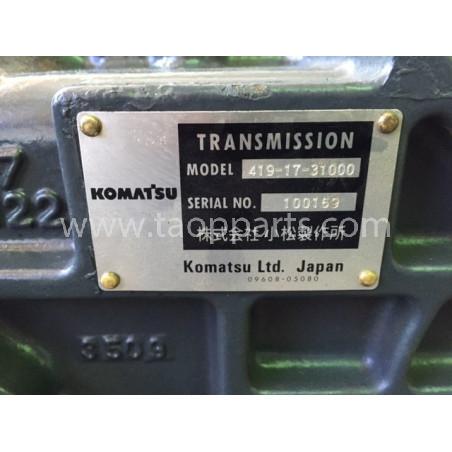 Cutie transfer Komatsu 419-17-31000 pentru WA320-5 · (SKU: 4257)