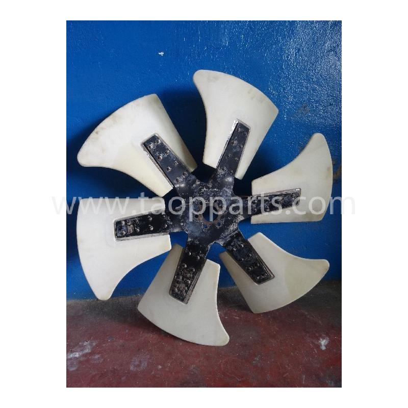 Ventilateur Komatsu 600-633-7850 pour WA470-3 · (SKU: 4261)