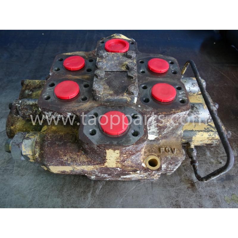 distributore idraulico Komatsu 709-12-13100 del WA470-3 · (SKU: 4336)