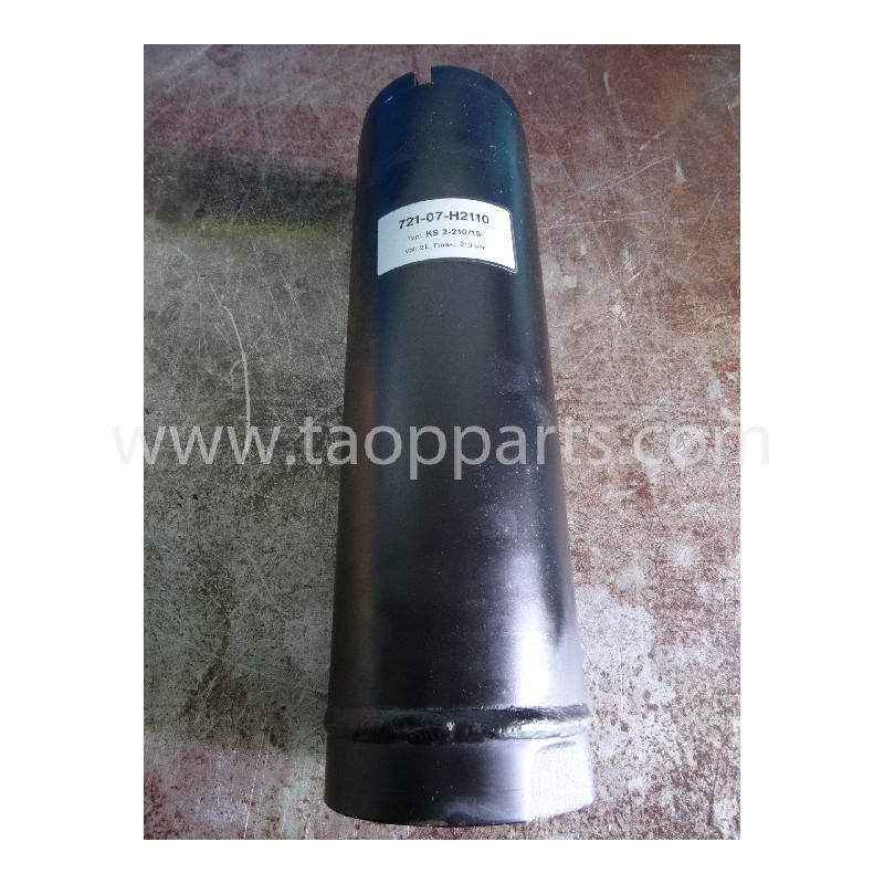 Komatsu Accumulator 721-07-H2110 for WA470-3 · (SKU: 3706)