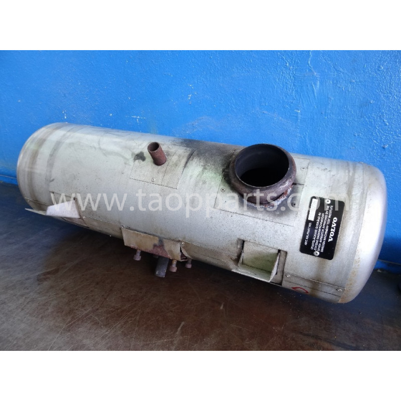 Volvo Muffler 11110238 for L90D · (SKU: 4430)