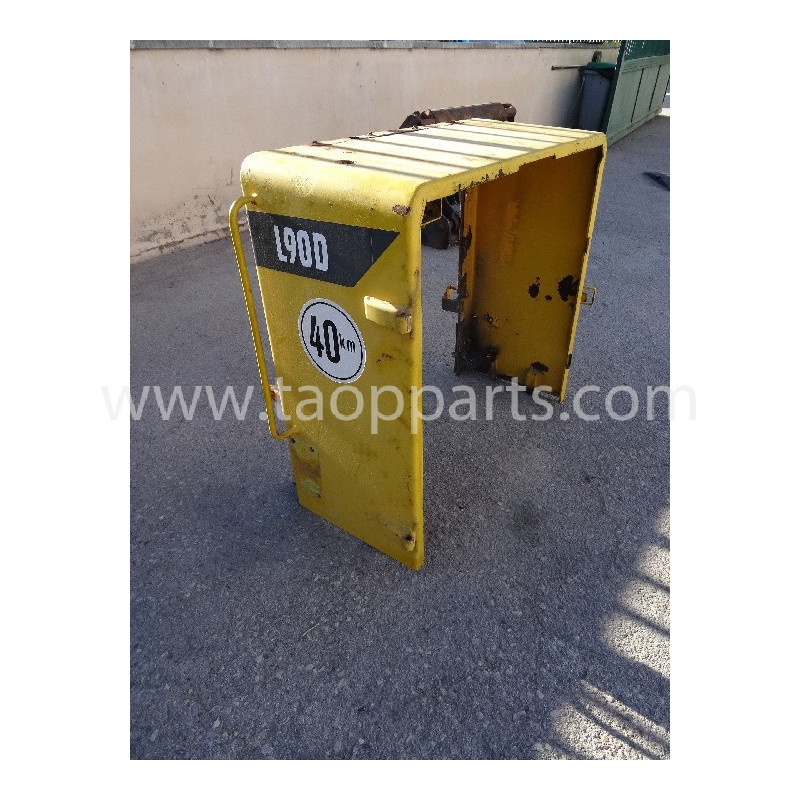 Boitier chassis Volvo 11132475 pour L90D · (SKU: 4367)