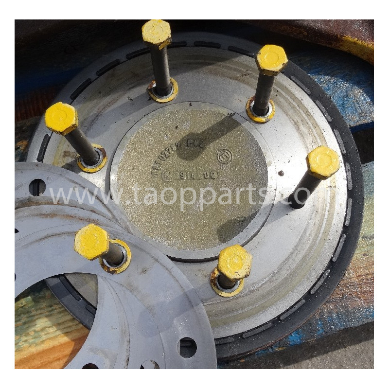 Tapa Volvo 11102787 de Pala cargadora de neumáticos L90D · (SKU: 4456)