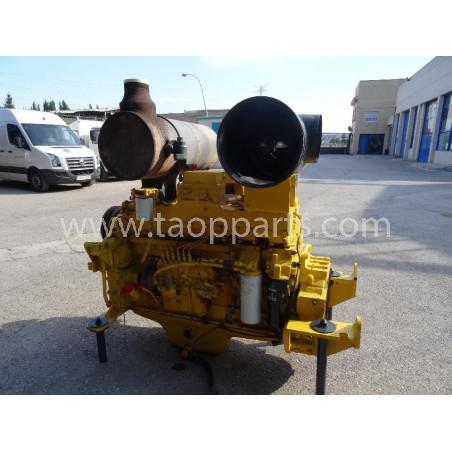 MOTOR Komatsu S6D140E-2 pentru WA500-3 · (SKU: 4466)