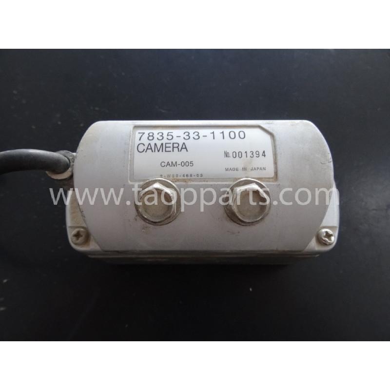 Camera Komatsu 7835-33-1100 para WA500-3 · (SKU: 4491)