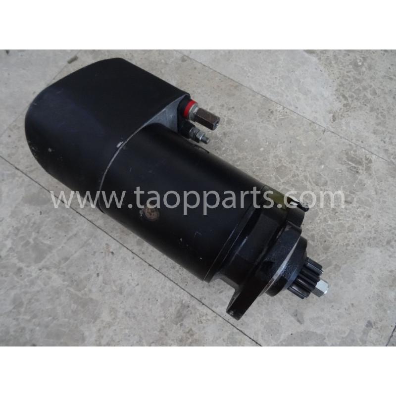 Motor de arranque 11031126 para Pala cargadora de neumáticos Volvo L150C · (SKU: 4492)