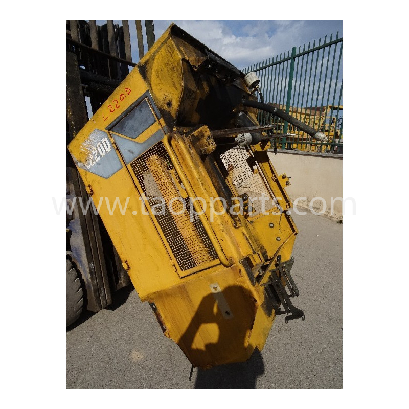 Boitier chassis Volvo 11105053 pour L220D · (SKU: 4570)