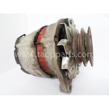 Volvo Alternator 873757 for L90D · (SKU: 4579)