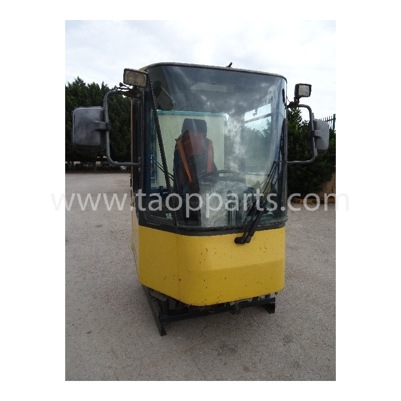 Cabina 425-56-21031 para Pala cargadora de neumáticos Komatsu WA500-3 · (SKU: 4647)