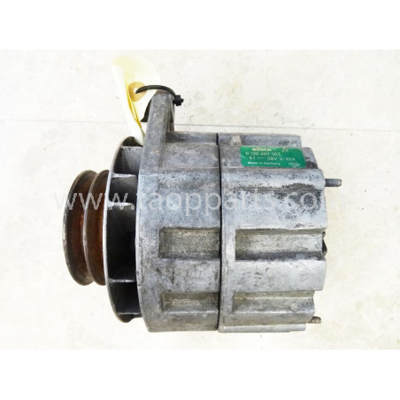 Volvo Alternator 873757 for L220D · (SKU: 4650)