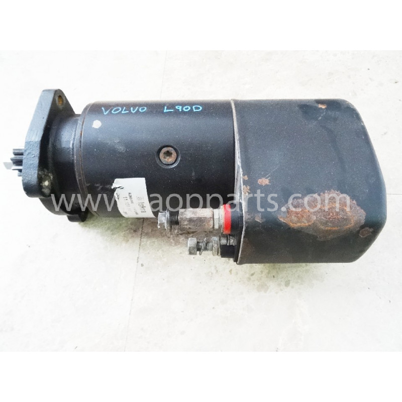 Volvo Starter motor 11031126 for L90D · (SKU: 4654)