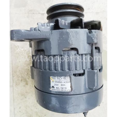 Komatsu Alternator 600-825-6270 for WA500-3 · (SKU: 4656)