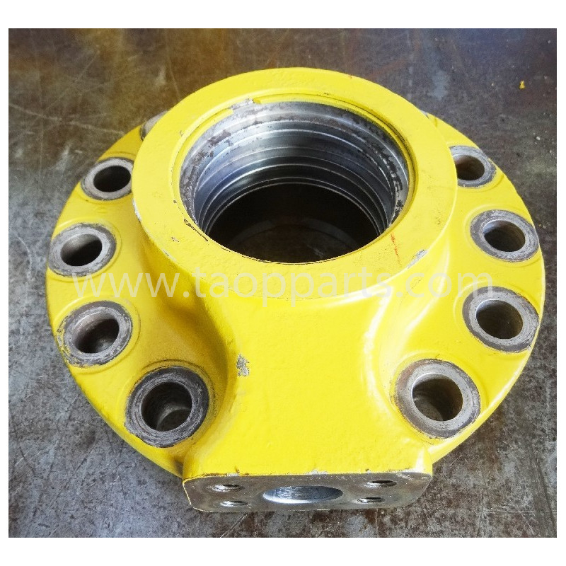 Couvercle syst. hydraulique Komatsu 423-63-H3P02 pour WA380-3 · (SKU: 4673)