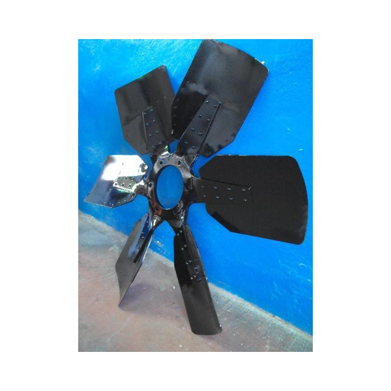 Ventilador usado Komatsu 600-633-9060 para WA500-3 · (SKU: 512)