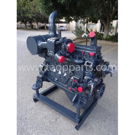 MOTOR Komatsu SAA6D107E-1 pentru PC240NLC-8 · (SKU: 4245)