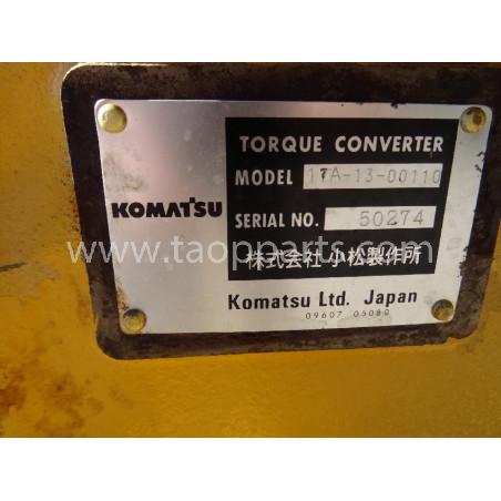 Convertizor Komatsu 17A-13-00110 pentru D155A-3 · (SKU: 4507)