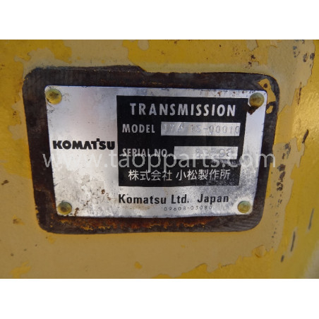 TRANSMISION Komatsu 17A-15-00010 para D155A-3 · (SKU: 4506)
