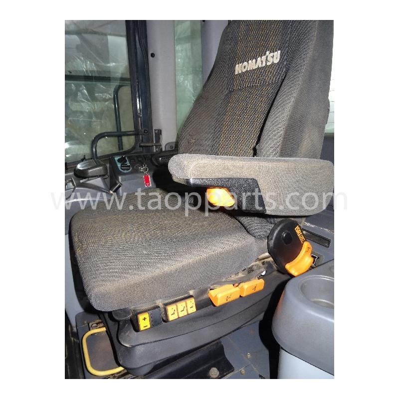 Assento condutor Komatsu 421-57-31111 WA480-5 · (SKU: 4771)