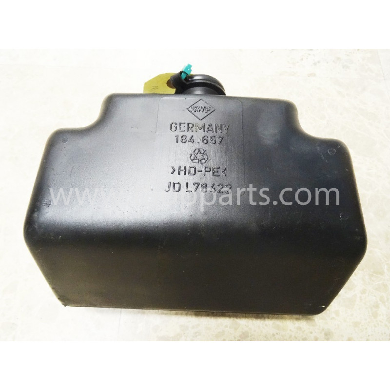 Komatsu Water tank 421-07-H6110 for WA470-3H · (SKU: 4818)