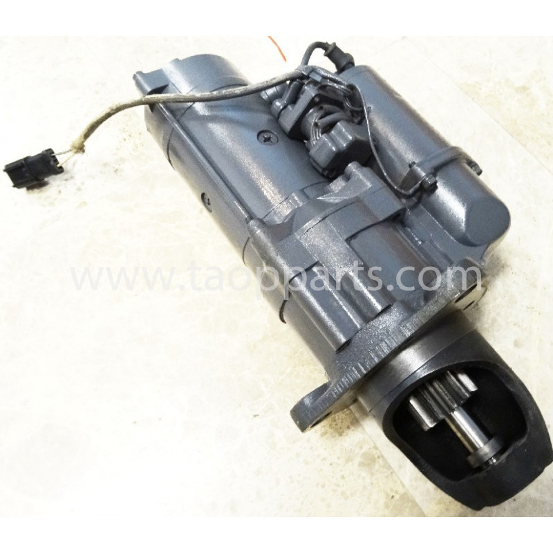 Motor eléctrico Komatsu 600-813-6611 para WA470-3H · (SKU: 4823)