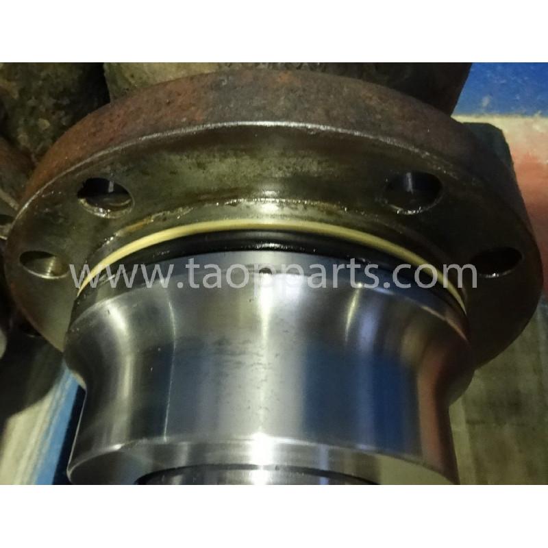 Couvercle syst. hydraulique [usagé usagée] Volvo 11088802 pour L150C · (SKU: 4978)
