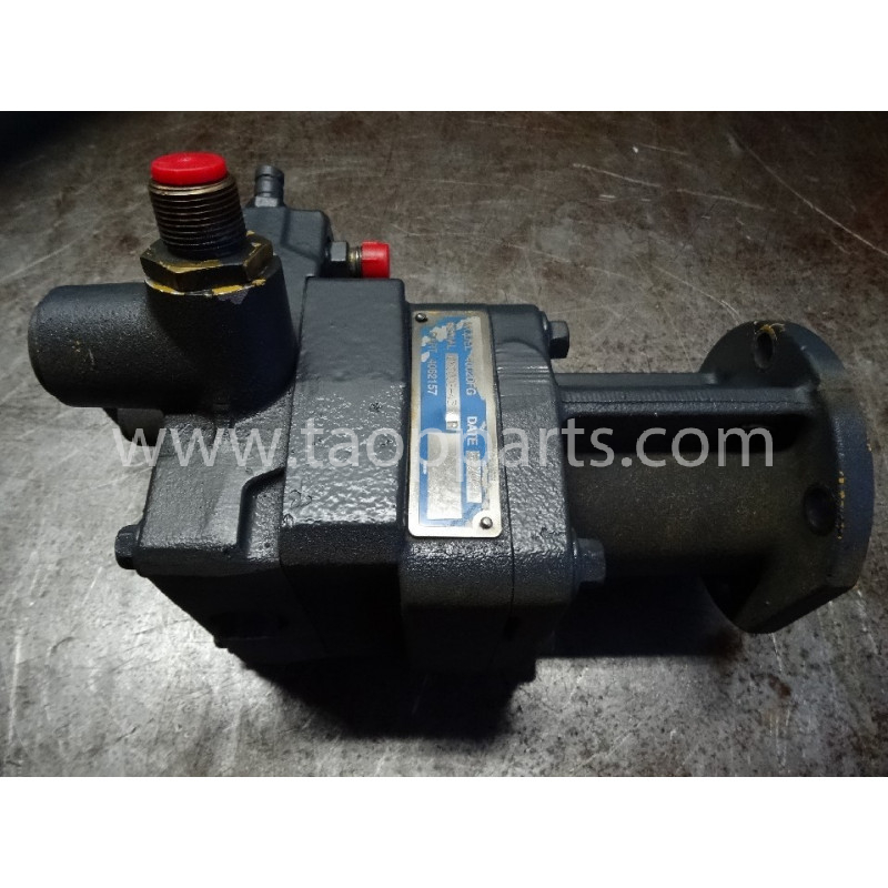 Bomba inyectora usada Komatsu 6560-71-1102 para WA600-3 · (SKU: 5036)