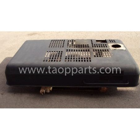 Komatsu Bonnet 208-54-K4340 for PC450-6 ACTIVE PLUS · (SKU: 531)