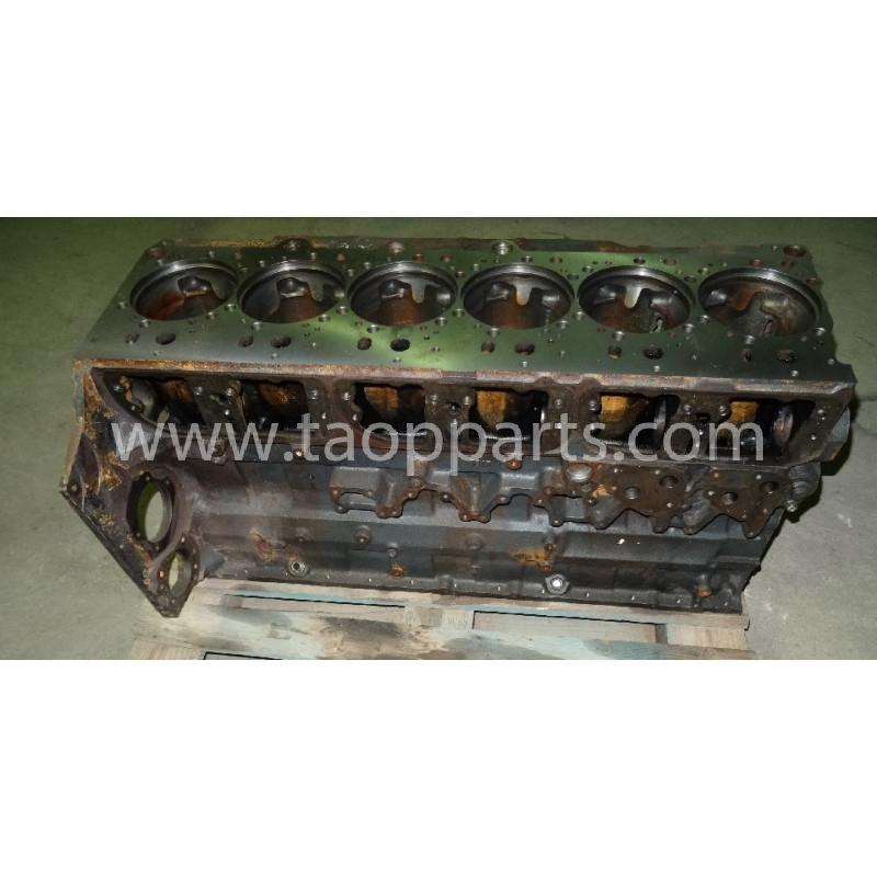 Bloque motor usado Komatsu 6217-21-1100 para WA500-3 · (SKU: 1444)
