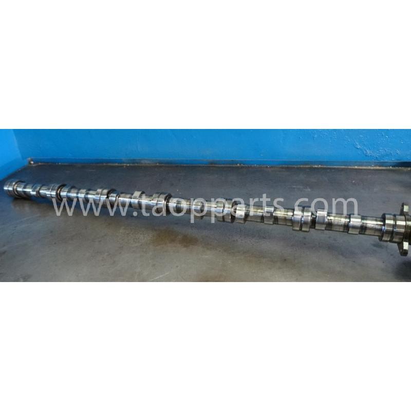 Arbol de levas usado Komatsu 6162-43-1101 para WA600-1 · (SKU: 5192)