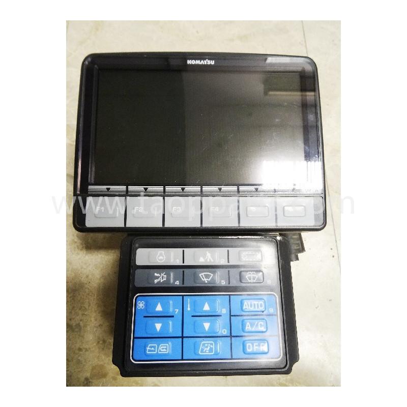 Monitor usado Komatsu 7835-31-1000 para PC240NLC-8 · (SKU: 5250)