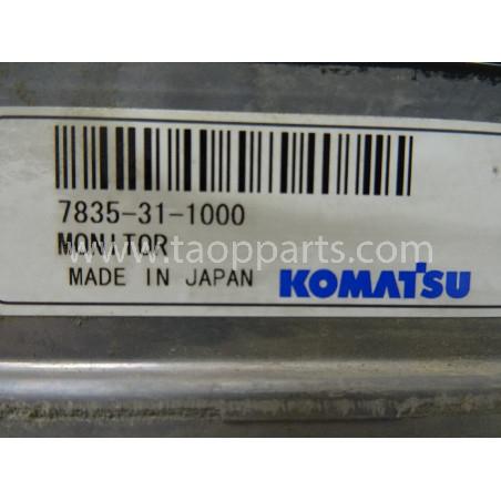 Tableau de bord Komatsu 7835-31-1000 pour PC240NLC-8 · (SKU: 5250)
