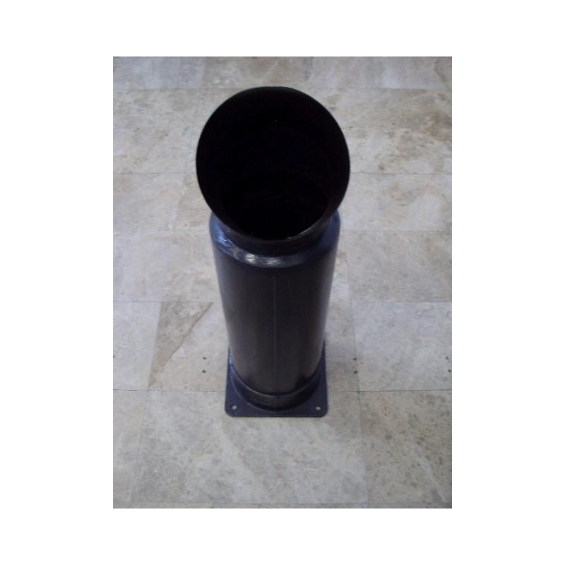 Tubo de escape usado Komatsu 425-02-21140 para WA500-3 · (SKU: 538)