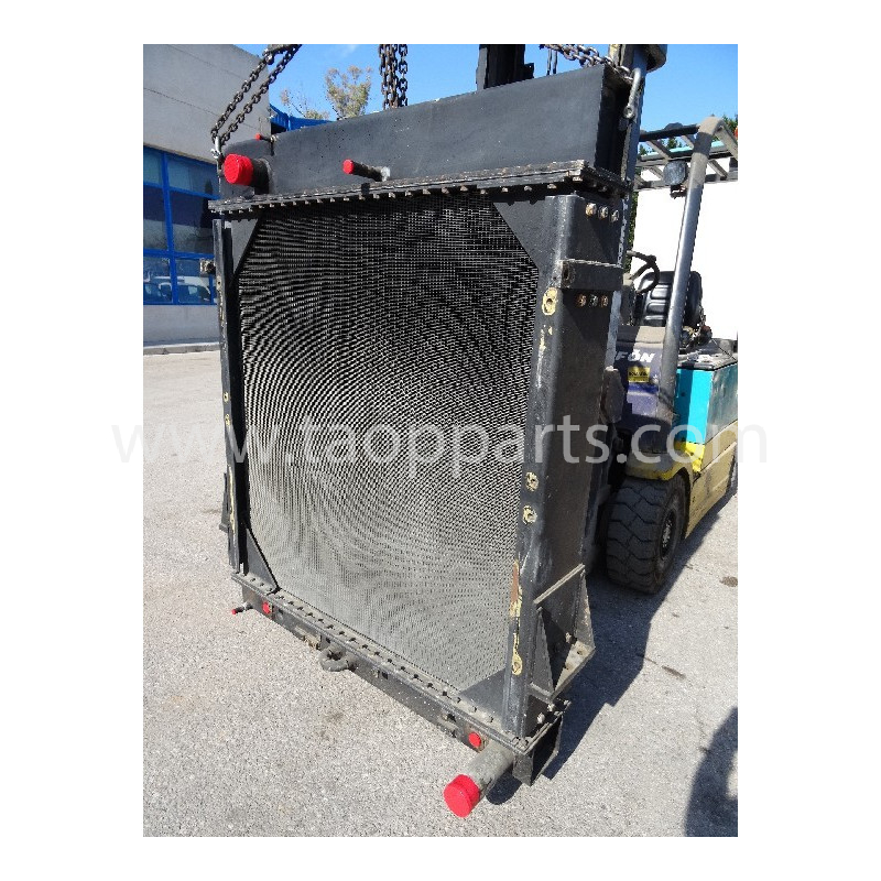 Radiateur Komatsu 426-03-21501 pour WA600-3 · (SKU: 5291)