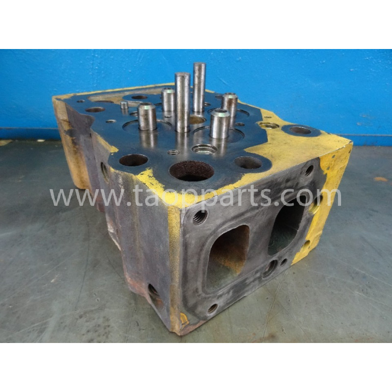 Testa del motore Komatsu 6162-15-1100 del WA600-3 · (SKU: 5292)