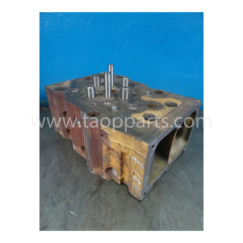 Testa del motore Komatsu 6162-15-1100 del WA600-3 · (SKU: 5293)
