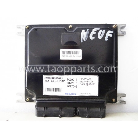 Controlador usado Komatsu 7835-46-1006 para PC240NLC-8 · (SKU: 5343)