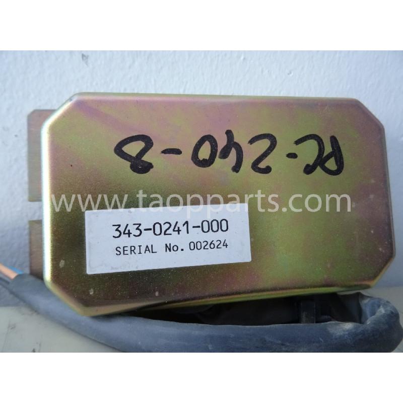 Controlador Komatsu 22U-06-22250 para PC240NLC-8 · (SKU: 5345)